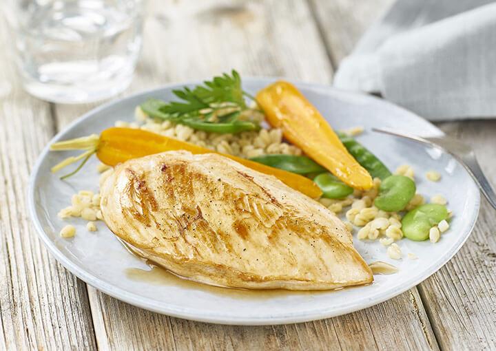 recette_filet_poulet_ble_legumes_le_picoreur